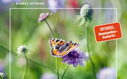 Buchcover: Schmetterling auff einer Blüte