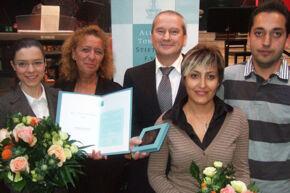 Verleihung Max-Brauer Preis