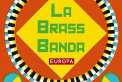 "CD-Cover: LaBrassBanda ""Europa"""