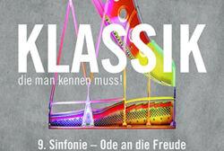 """CD-Cover: David Zinman """"Ode an die Freude - die 9. Sinfonie"""