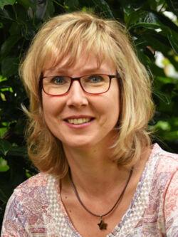 Autorin Julie Bender