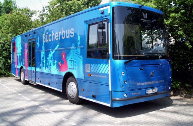 Hamburger Bücherbus