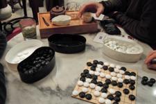 Weiqi - Chinesisches Brettspiel