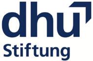 Logo: dhu-Stiftung