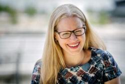 Autorin Isabel Bogdan