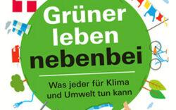 Buchcover: Schrift in einem grünen Kreis