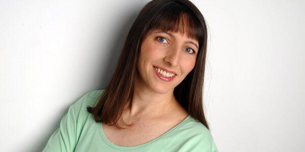 Logopädin Angela Wolf