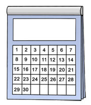 Illustration: Kalender