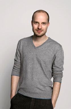 Autor Jörg Bernardy