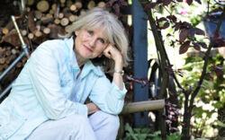 Autorin Karin Baron