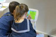 Kinder lernen Technik