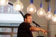 Poetry Slammer Lennart Hamann