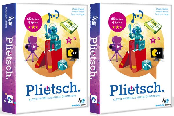 """Spiel """"Plietsch"""""""