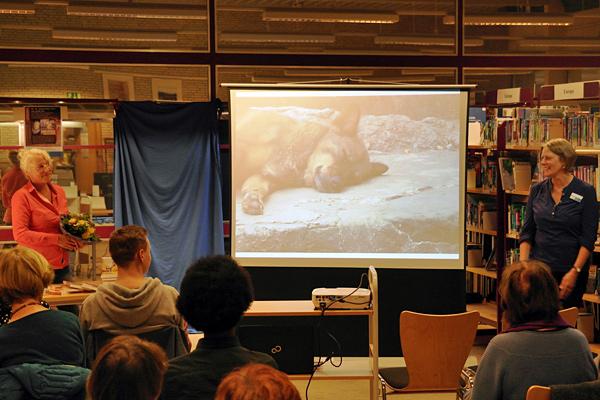 Autorenlesung mit Astrid Müller
