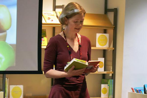 Autorenlesung mit Silke Schlichtmann