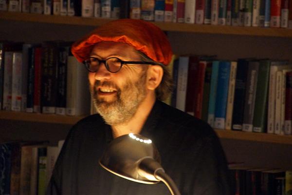 Autor Sven j. Olsson