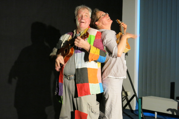 "Theater Mär spielt ""Elmar, der bunte Elefant"""