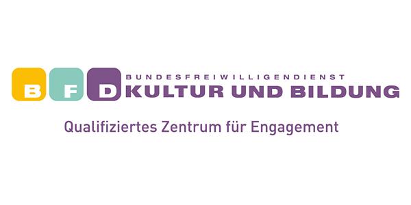 Logo des Bundesfreiwilligendienstes Kultur und Bildung