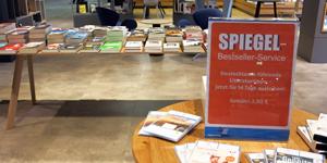 Bestsellerservice in der Zentralbibliothek